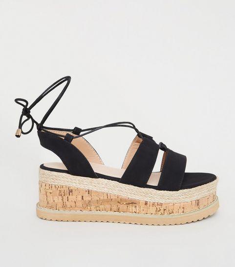 cbae156c714 Women's Espadrilles | Espadrille Wedges & Sandals | New Look