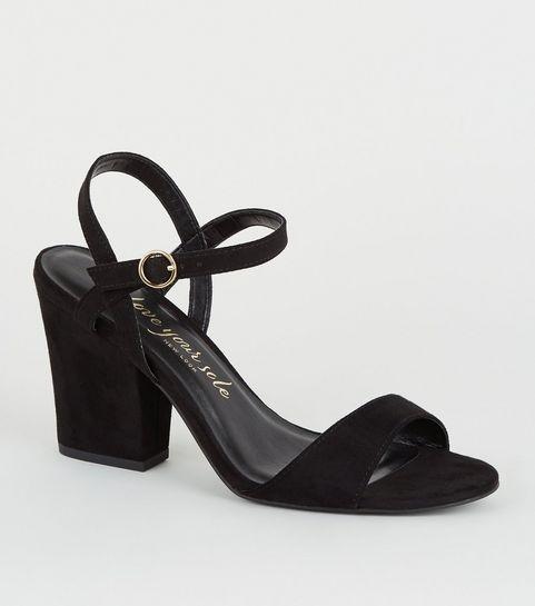 2036ff443 Wide Shoes | Wide Fit Footwear | New Look