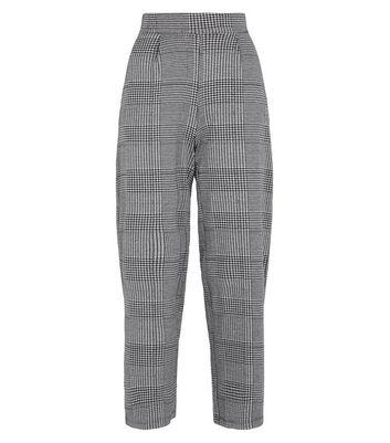 JDY Pantalon coupe ample gris à carreaux Ajouter à la Wishlist Supprimer de la Wishlist