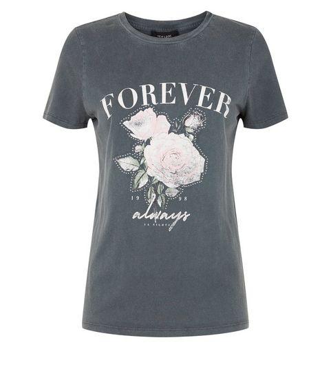 29d590bb90756 Slogan Tees | Slogan & Logo T-Shirts | New Look
