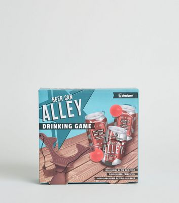 Photo of Turquoise beer can alley drinking game new look