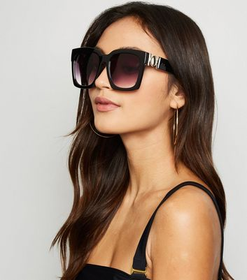 Oversized Square Sunglasses | Celine