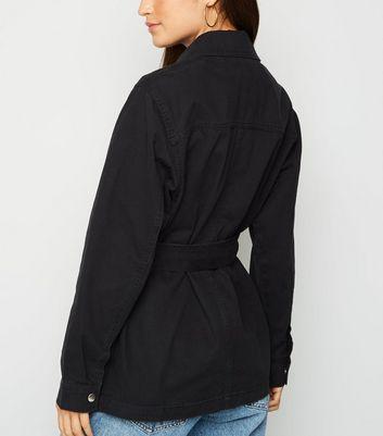 schwarze leichte jacke damen