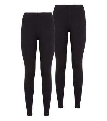 Lot de 2 leggings skinny noirs Ajouter à la Wishlist Supprimer de la Wishlist